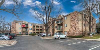 Multi family building in Littleton, CO
