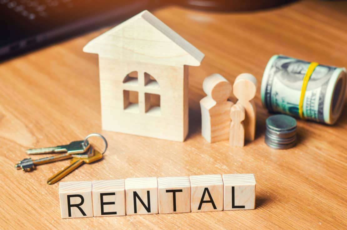 how to find a rental property